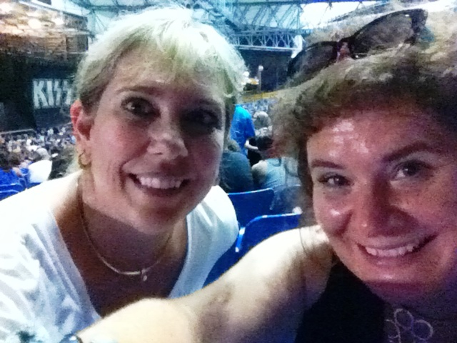 My Aunt and I After Def Leppard and Before KISS Took the Stage