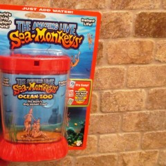 Health & Beauty Review Plus a Giveaway: Viva Labs Krill Oil & Sea-Monkeys!