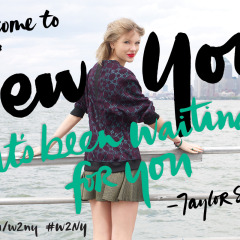 Taylor Swift Invites the World to Visit New York City