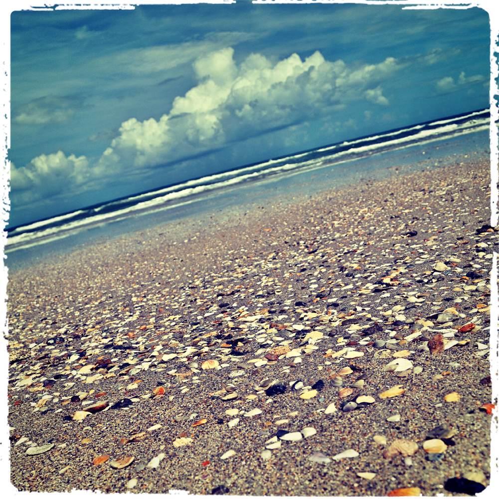 Atlantic Ocean as Seen on Florida's Space Coast