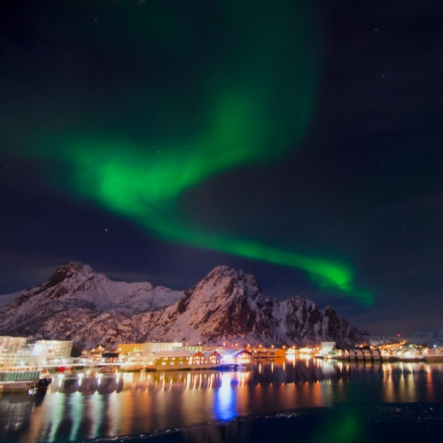 Amazing Aurora with Hurtigruten