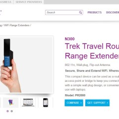 Round 1: Review of the Netgear Trek N300 Travel Router and Range Extender