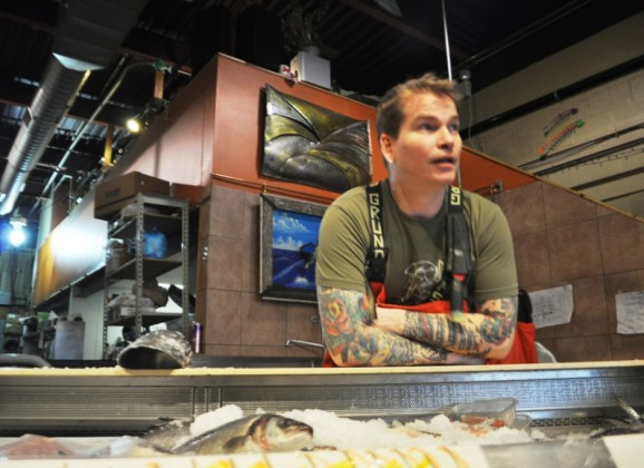 Visiting Pittsburgh? Grab Lunch at Penn Avenue Fish Company