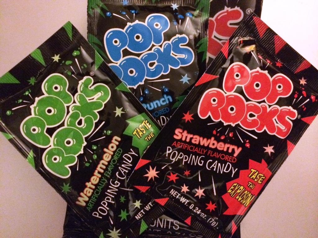 Dollar tree pop rocks