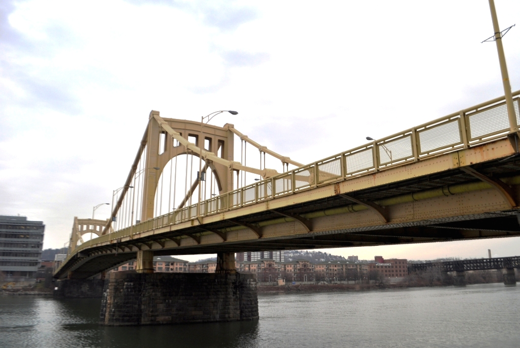Pittsburgh is home to more than 440 bridges!