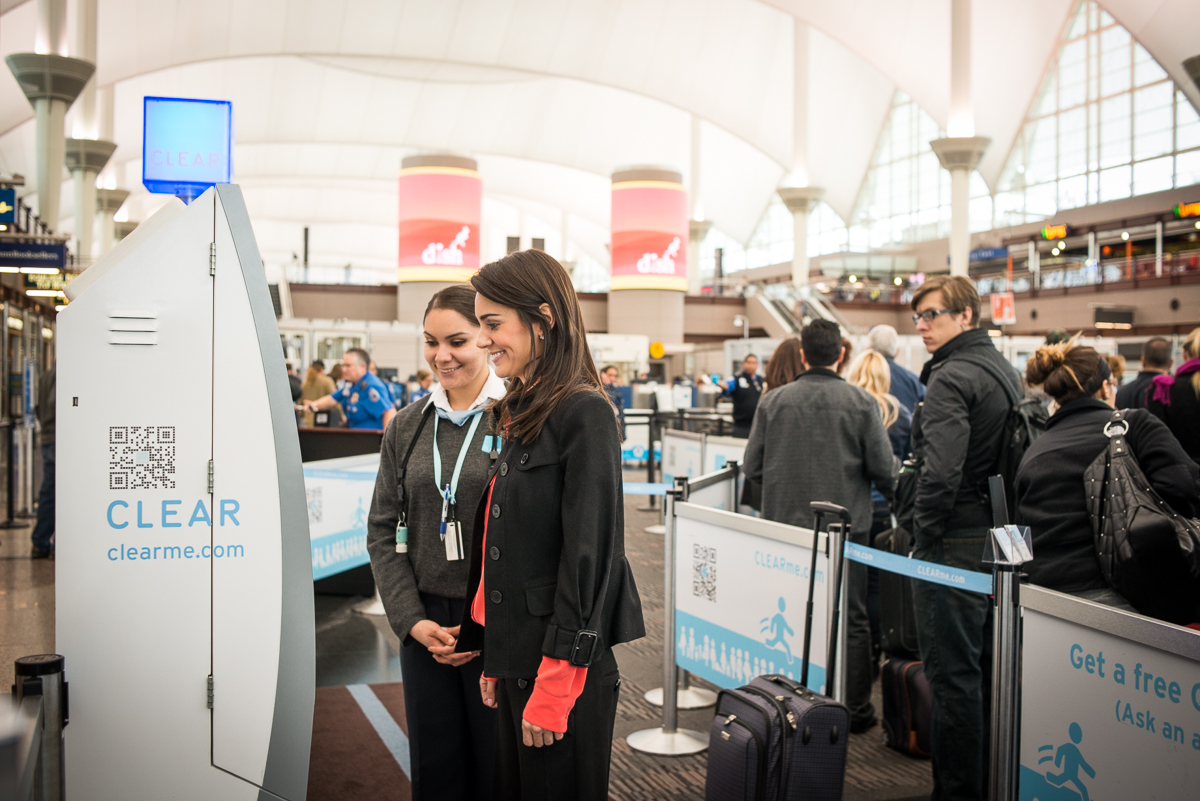 CLEAR Members Can Skip the Airport Security Line