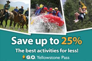 Get Outside Yellowstone Pass