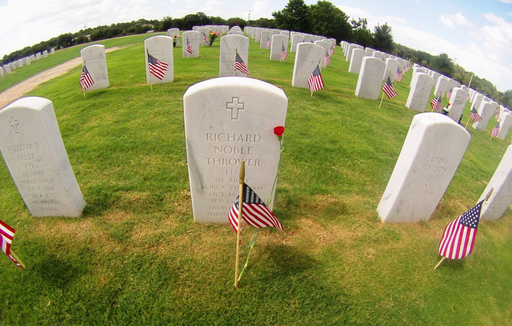 Memorial Day 2015 at the Sarasota National Cemetery, Sarasota, Fla., May 25, 2015