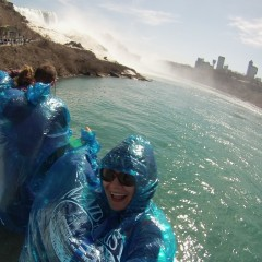Travel to New York: Maid of the Mist, Buffalo's Silos and Shark Girl