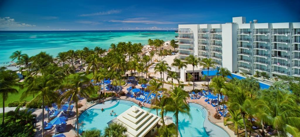 Aruba Marriott is Participating in CyberSummer