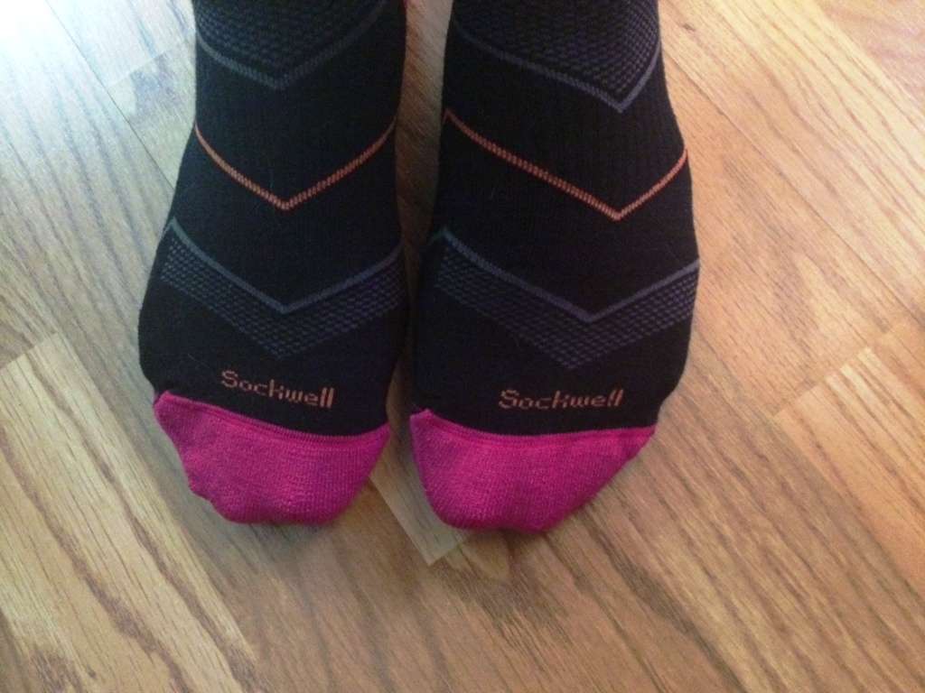 Sockwell Compression Socks - My New Travel Companion.