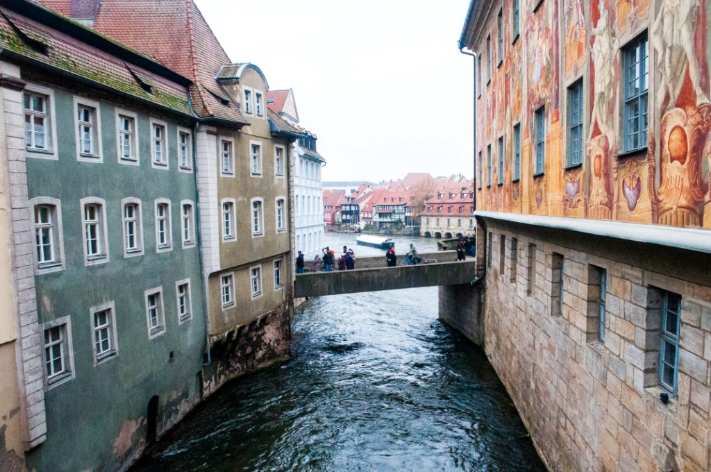 Bamberg, Germany, is a UNESCO World Heritage Site.