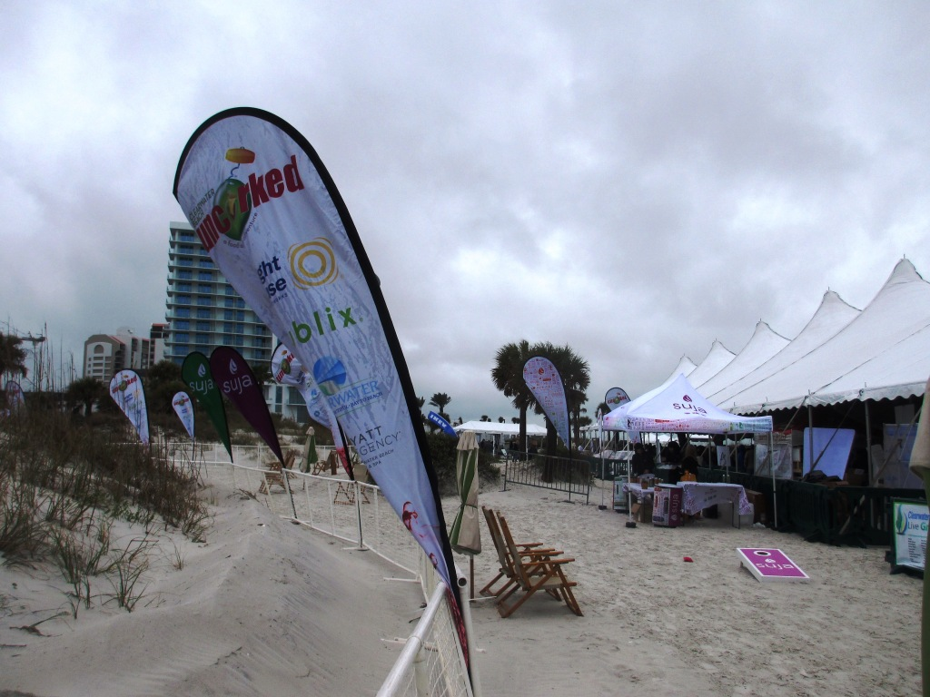 2016 Clearwater Beach Uncorked, Fla., Feb. 6 & 7, 2016