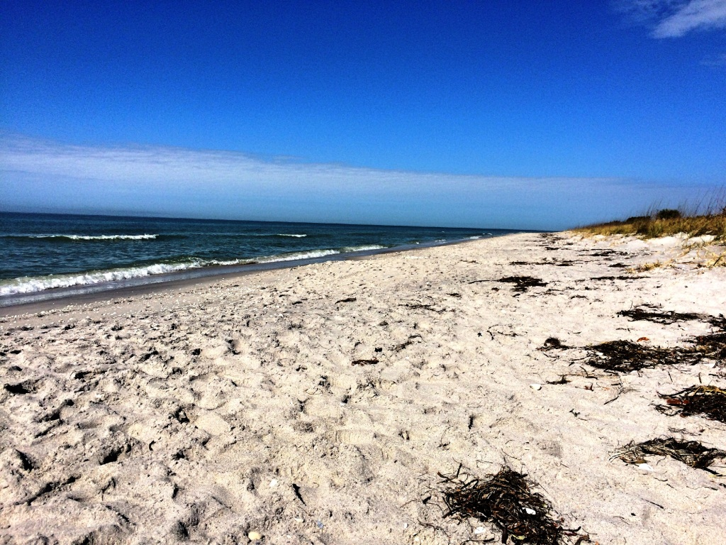 Don Pedro Island State Park Is Only Accessible By Boat