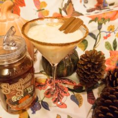 Fall Cocktail Recipes Featuring Pumpkin Spice Moonshine