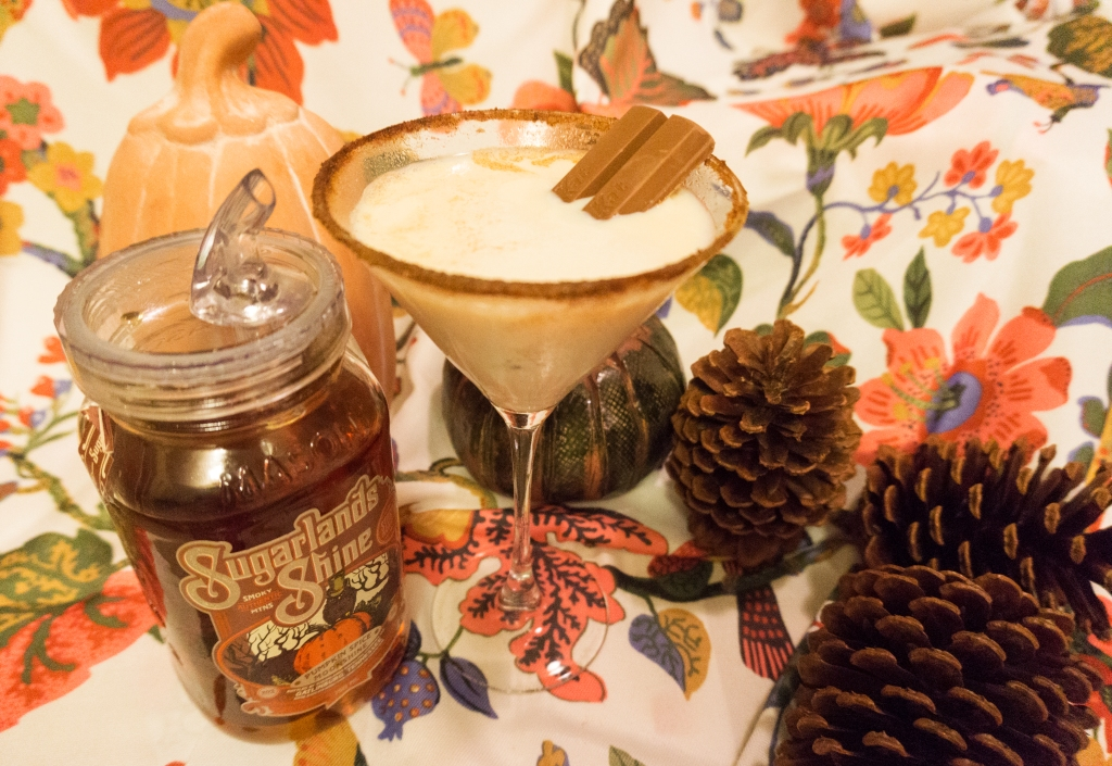 Try This Fall Cocktail Called Peace Under the Pumpkin Moon