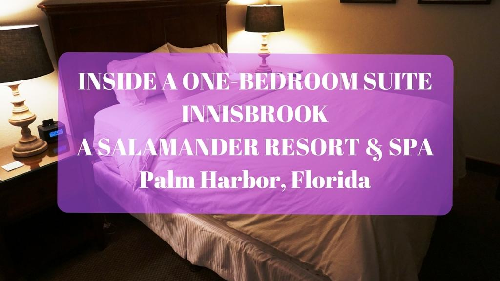View the Video of a One-Bedroom Suite at Innisbrook, A Salamander Golf & Spa Resort.