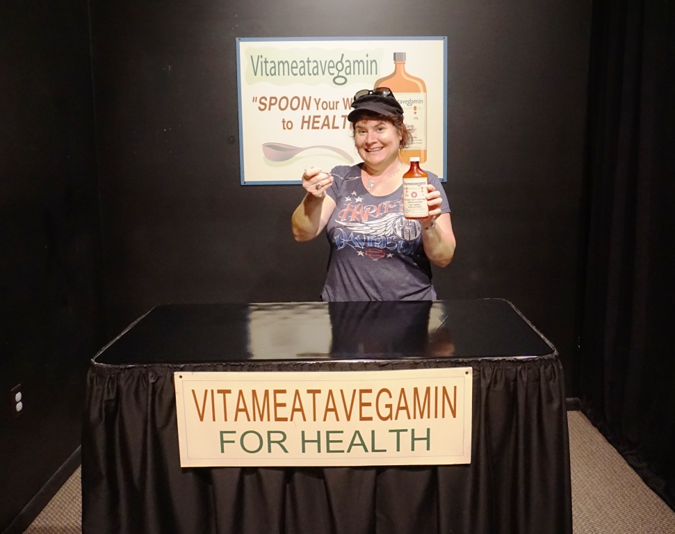 "Trying My Hand at the ""I Love Lucy"" Vitameatavegamin Commercial"