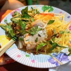 Travel to Vietnam: Saigon Food Tour by Night