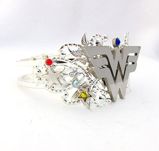 Steampunk Wonder Woman Cuff