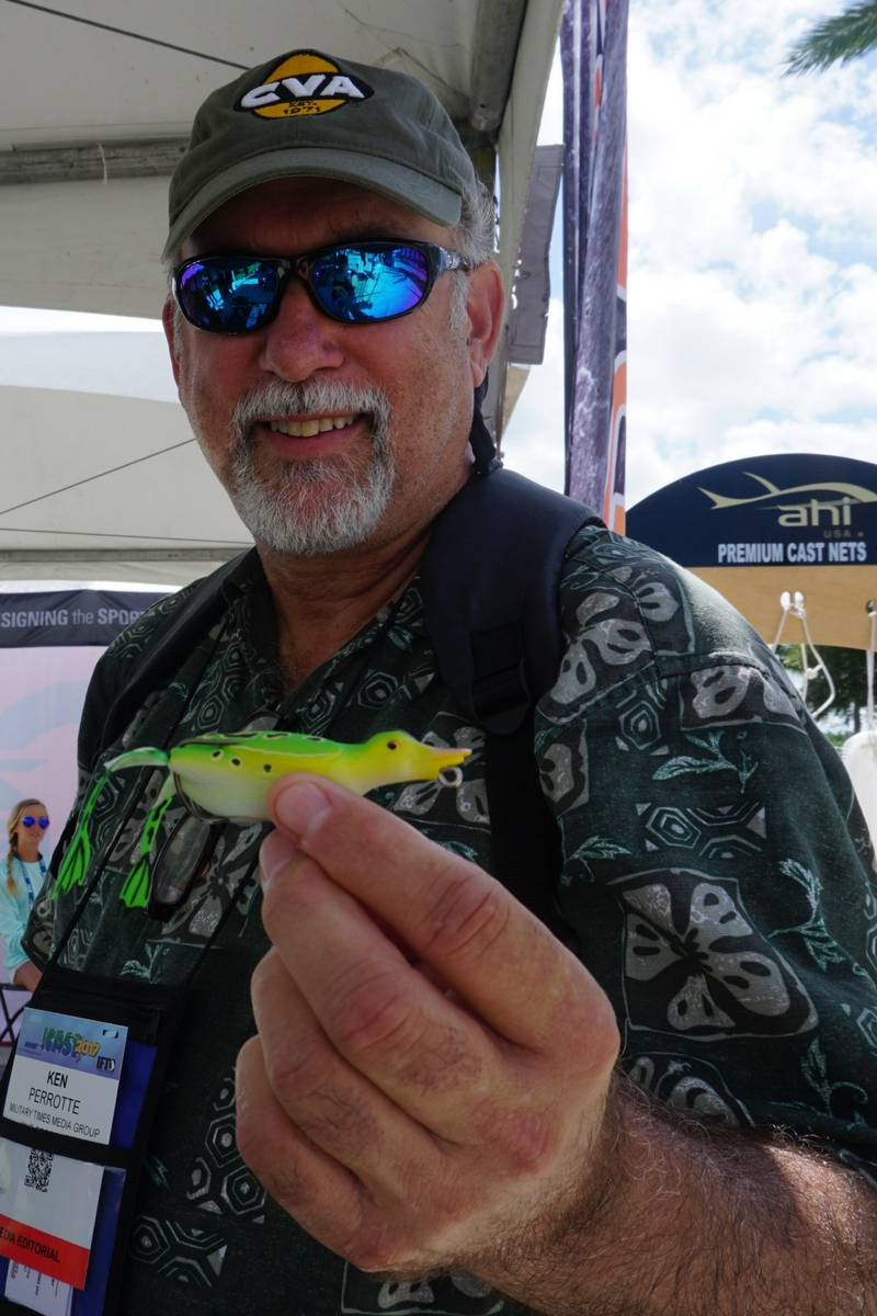 ICAST 2017: Award-Winning Outdoor Writer Ken Perrotte and the
