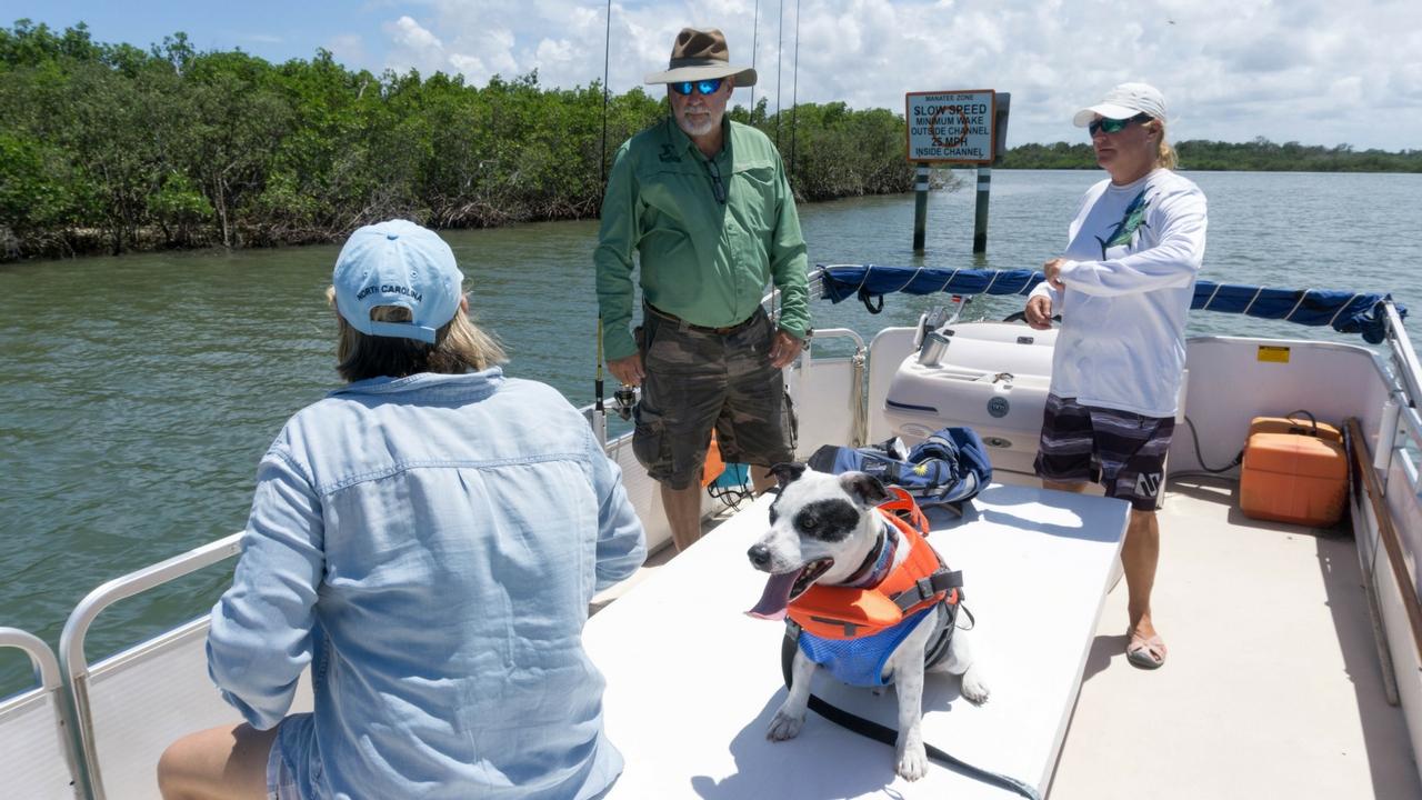 The Gang Before Fishing Daytona Beach Begins, July 14, .2017.