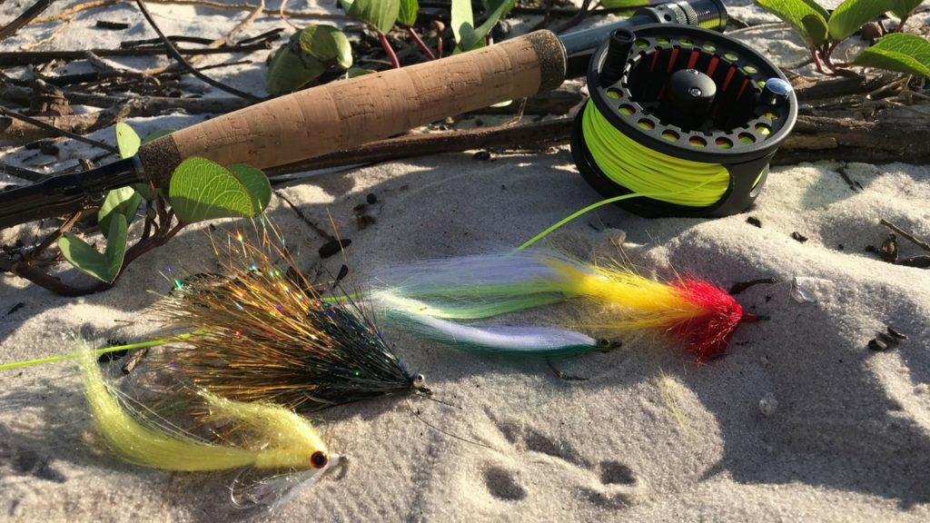 Flies I Received in a PostFly Subscription Box. A Great Gift for Anglers.