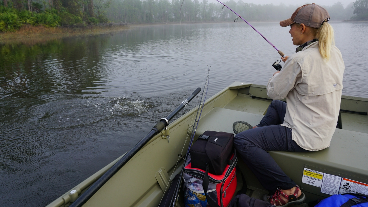 Are You an Avid Saltwater Angler? Give Freshwater Fishing a Shot!