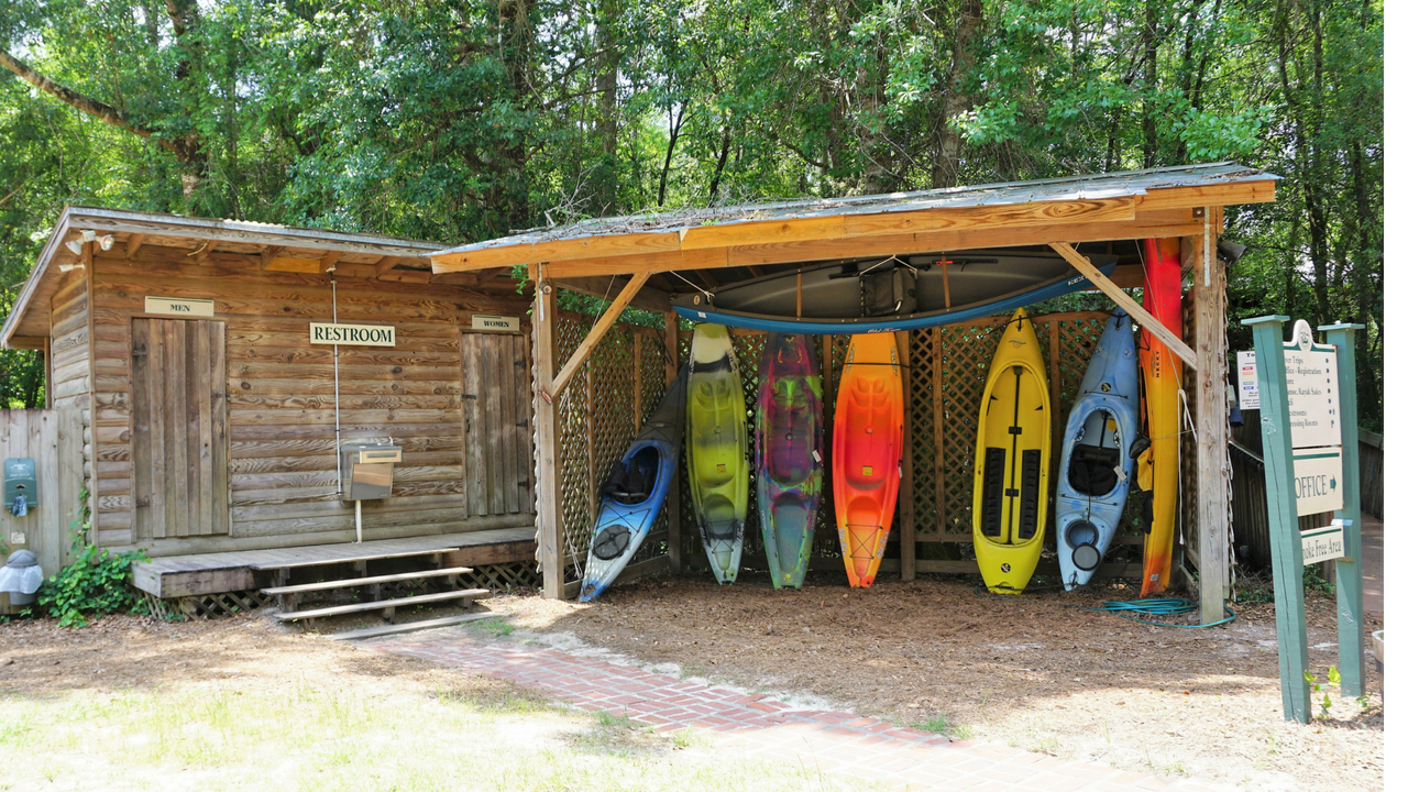Adventures Unlimited Outdoor Center in Milton, Fla., is a Great Place to Reconnect with Yourself, Family, and Friends.