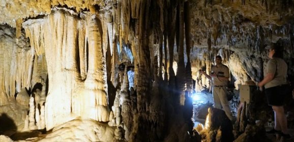 Florida Travel: Underground Wonderland at Florida Caverns State Park