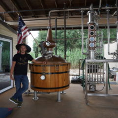 Florida Travel: Handcrafted Rum, Vodka, Moonshine and Whiskey at Sugar Sand Distillery in Lake Placid