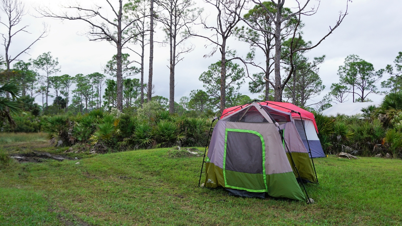 Find Camping Sites Through Hipcamp.
