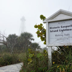 Forget Squats! Climb the Gasparilla Island Lighthouse
