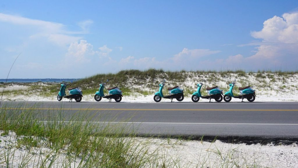 Soak Up the Sunshine in Gulf Islands National Seashore in Florida's Panhandle.