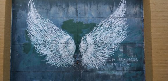 Florida Travel: #WingsoftheWest Mural Trail in West Volusia County