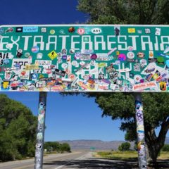 Nevada Travel: Driving the Extraterrestrial Highway