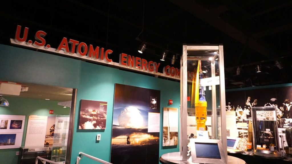 National Atomic Testing Museum in Las Vegas is Participating in the 2019 Museum Day.
