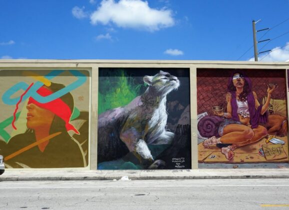 Where to View Florida's Murals