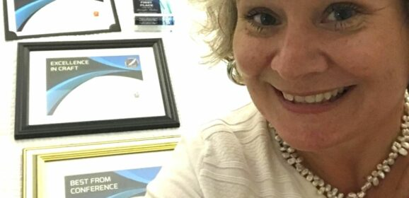 Press Release: Solo Travel Girl Wins Awards from Outdoor Writers Group