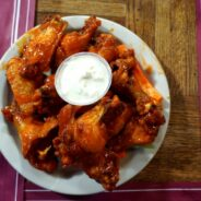 New York Travel: Buffalo Wing Trail
