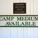 Florida Travel: Sunday Afternoon Messages at the Cassadaga Spiritualist Camp