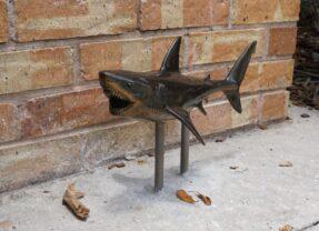 Things to do in Florida: Venice Shark Spotting Public Art