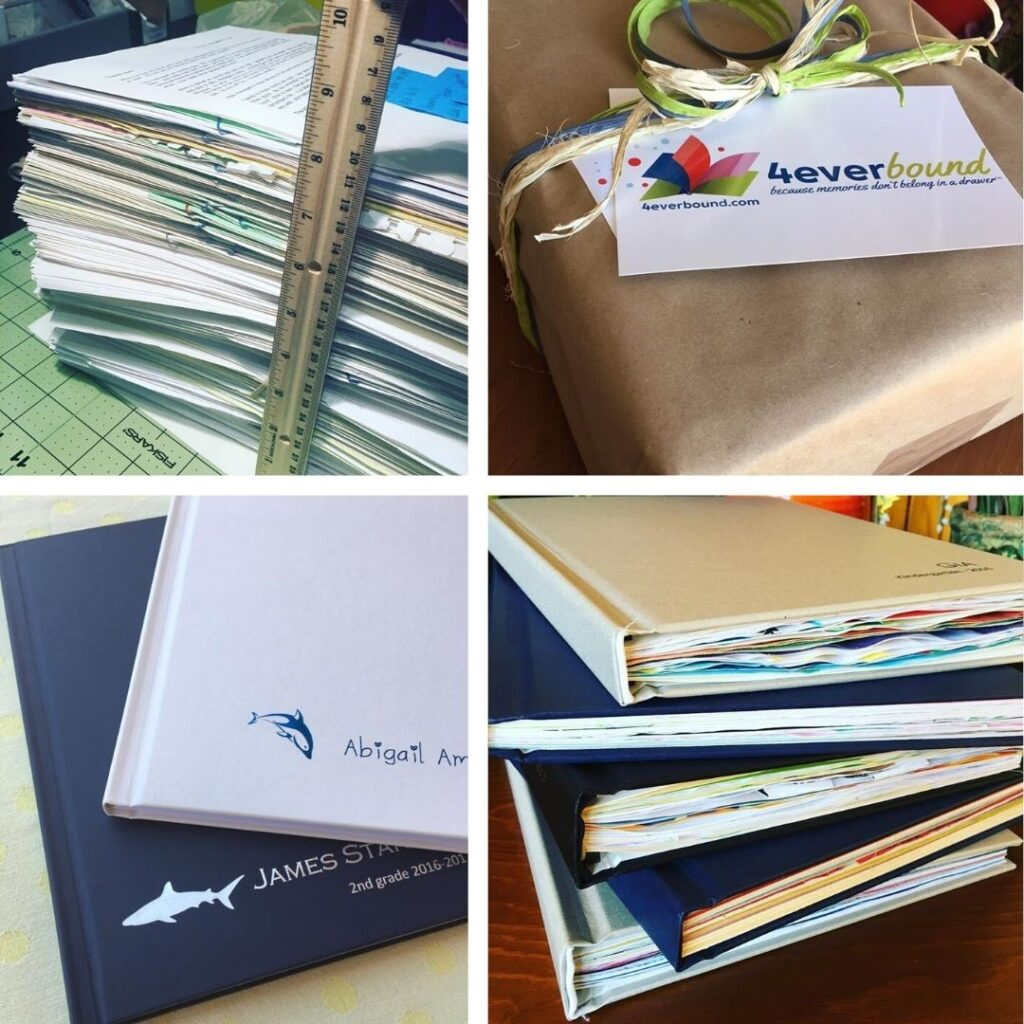4everBound Will Bind Your Travel Documents into a Beautiful Hardcover Book.