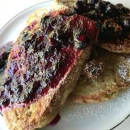 6 Easy Recipes with Fresh Blueberries