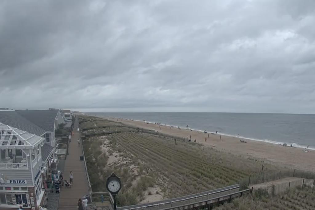Bethany Beach, Delaware, Beach Cam