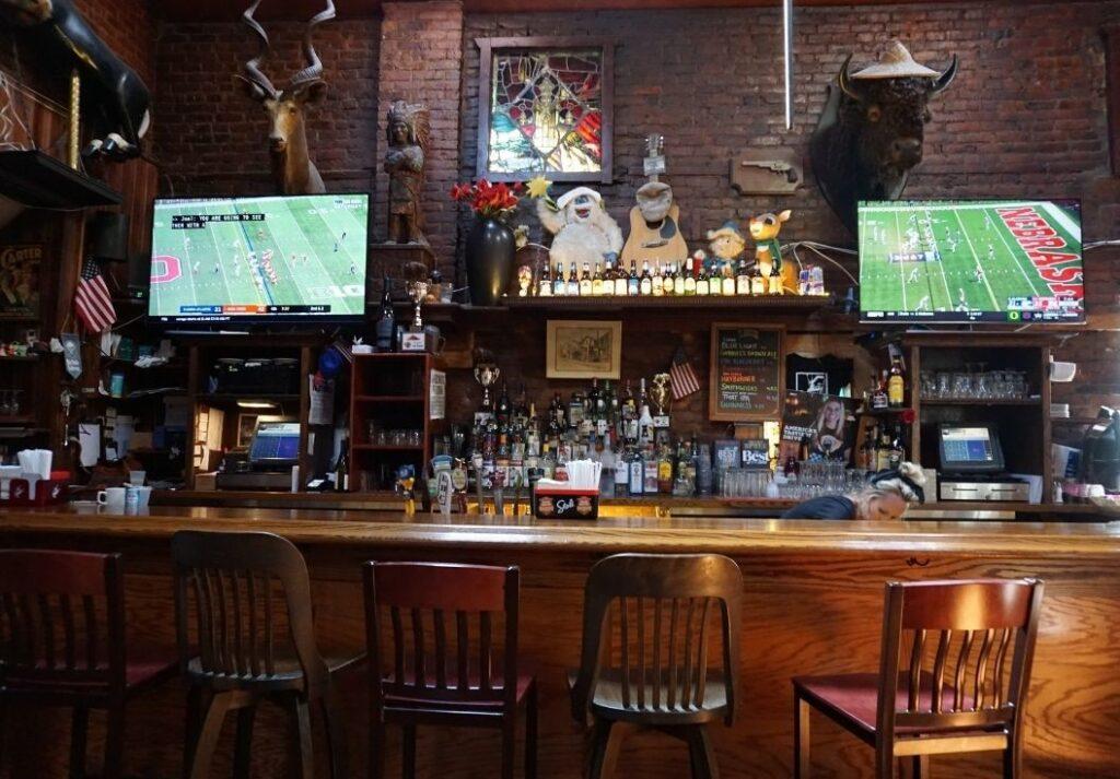 The Bar at Gabriel's Gate in Buffalo, N.Y.
