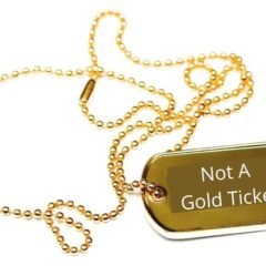 I Bought an Entry into the Candyman's Gold Ticket Treasure Hunt. Now What?