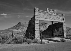 Things to do in Nevada: Historic Rhyolite Ghost Town