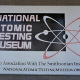 Best Things to do in Las Vegas: The National Atomic Testing Museum