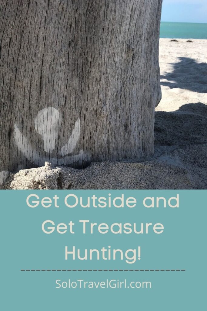 Get Outside and Get Treasure Hunting!